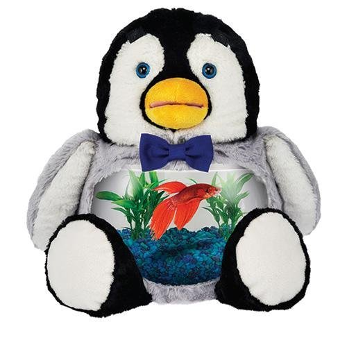 "Teddy Tank ""Charming Penguin"" - 1"