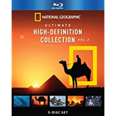National Geographic Ultimate High-Definition Collection Vol 2 [Blu-ray]