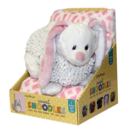 Sweet Snoodles Bunny 2 Piece Gift Set - 1