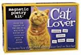 Cat Lover: Magnetic Poetry Kit