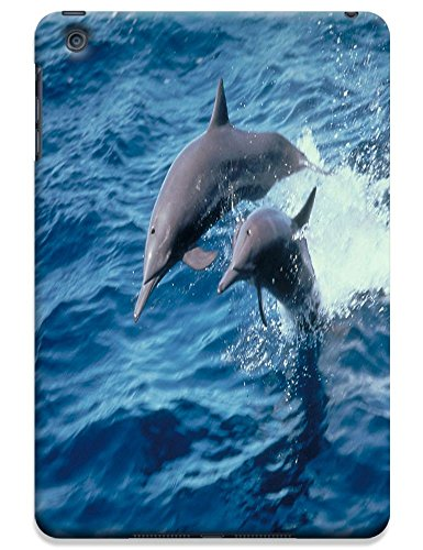 Couple Dolphins Plays Games jump and down the sea cell phone cases for Apple Accessories iPhone iPadmini iPad Mini