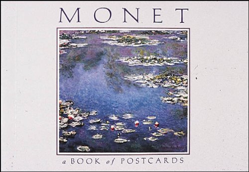Monet: A Book of Postcards (Postcard Books)
