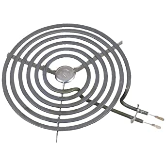 "Electric Range 8"" Top Burner Element Replaces General Electric, Hotpoint, WB30M2"