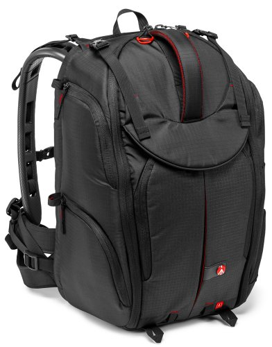 Manfrotto Mb Pl-Pv-410 Video Backpack (Black) front-215923