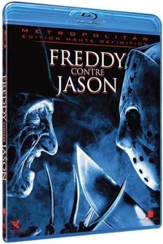 FREDDY CONTRE JASON - BLU RAY [Edizione: Francia]