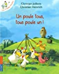 Les P'tites Poules: Un poule tous, to...