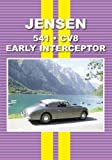 img - for Jensen Early Interceptor, 541 and CV8 book / textbook / text book