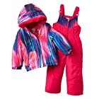 ZeroXposur Toddler Girl's 2-pc. Jacket & Bib Snow Pants Set (3T)