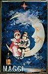 Maggi lune croissant affiche publicit...
