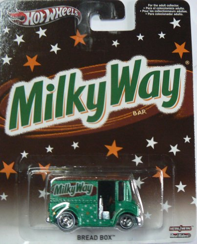 Hot Wheels - Milky Way - Bread Box - 1