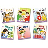 Stage 1+: Floppy's Phonics Fiction: Pack of 6 (Oxford Reading Tree: Stage 1+ Floppy's Phonics Fiction)