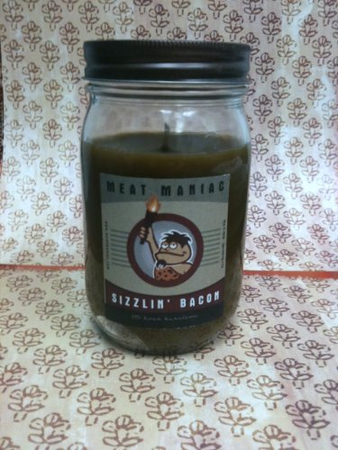 Sizzlin' Bacon Scented Candle
