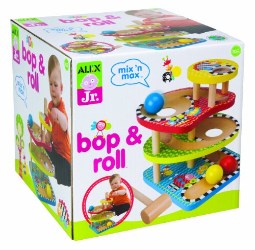 ALEX Jr. Bop And Roll