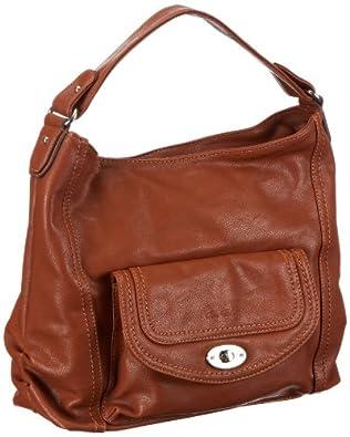 tom tailor acc mona handtasche shoulder bag women brown. Black Bedroom Furniture Sets. Home Design Ideas
