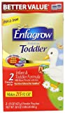 Enfagrow Premium Toddler Milk Drink, Value Box,  15 Ounce Pouches, 2 Count Pack