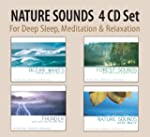 NATURE SOUNDS 4 CD Set - Ocean Waves,...