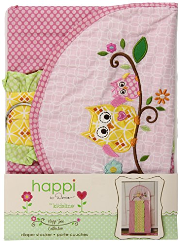 Dena Diaper Stacker, Happi Tree (Discontinued by Manufacturer)