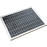 太陽光発電パネル 単結晶 高品質 ソーラーパネル 太陽光パネル (20W)