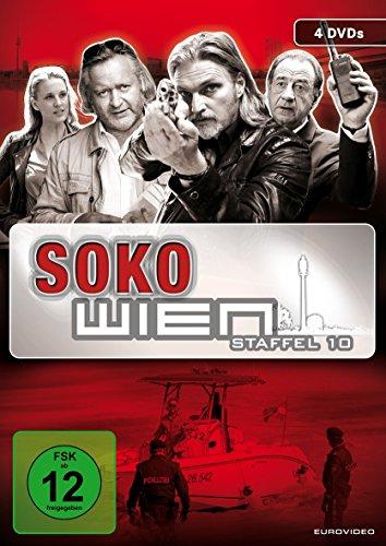 SOKO Wien - Staffel 10 [4 DVDs]