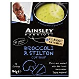 Ainsley Harriott Cup Soup Broccoli & Stilton 12x23.5g