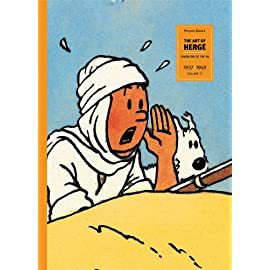 THE ART OF HERGÉ VOL. 2