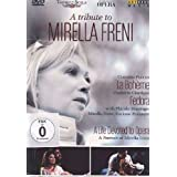 "A Tribute to Mirella Freni [3 DVDs]von ""Mirella Freni"""