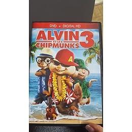 Alvin et les Chipmunks 3 + Digital HD