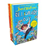 David Walliams David Walliams - Boxset of Bestsellers - (Billionaire Boy, The Boy in the Dress, Mr Stink)