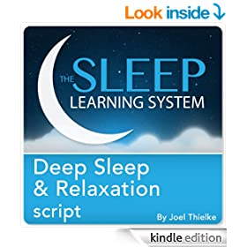 Deep Sleep and Relaxation, Guided Meditation and Affirmations (Sleep Learning System)