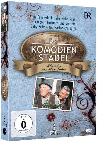 Der Komödienstadel - Klassiker der 80er Jahre Vol. 2 (3 DVD Edition)