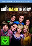 The Big Bang Theory - Die komplette achte Staffel [3 DVDs] - Mit Johnny Galecki, Kaley Cuoco-Sweeting, Jim Parsons, Simon Helberg, Kunal Nayyar