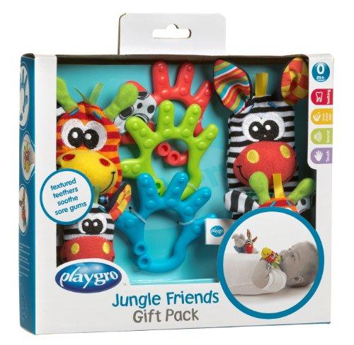 Playgro Jungle Friends Gift Set