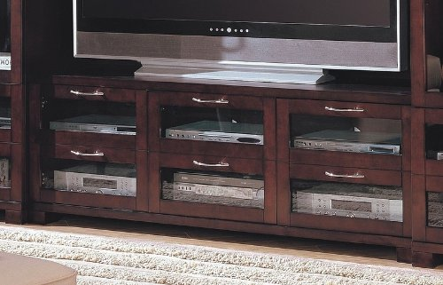 Image of Contemporary Plasma TV Stand Console Table (VF_AZ00-28567x28918)