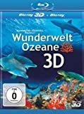 DVD & Blu-ray - IMAX: Wunderwelt Ozeane (2D + 3D Version) [Blu-ray]