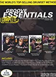 Tommy Igoe - Groove Essentials 1.0/2.0 Complete: Includes 2 Books, 2 DVDs, and 2 Posters