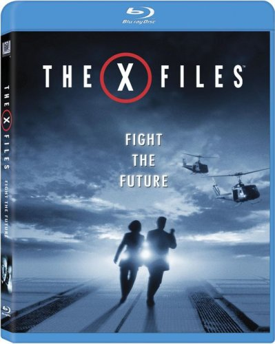 Cover art for  The X-Files - Fight the Future [Blu-ray]