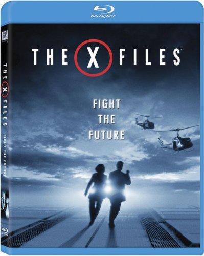 X-Files: Fight the Future [Blu-ray] [1998] [US