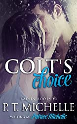 Colt's Choice: Book 3 (Bad in Boots)