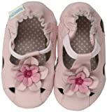 Robeez Pretty Pansy Soft Sandal (Infant)