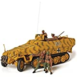 """Forces of Valor German Sd. Kfz. 251/1 Hanomag Panzer Division """"GroBdeutschland"""" Lithuania 1944 Vehicle, 1:32 Scale"""
