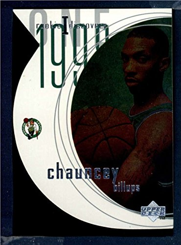 1997 Upper Deck Rookie Discovery 1 #R3 Chauncey Billups Id: 126604