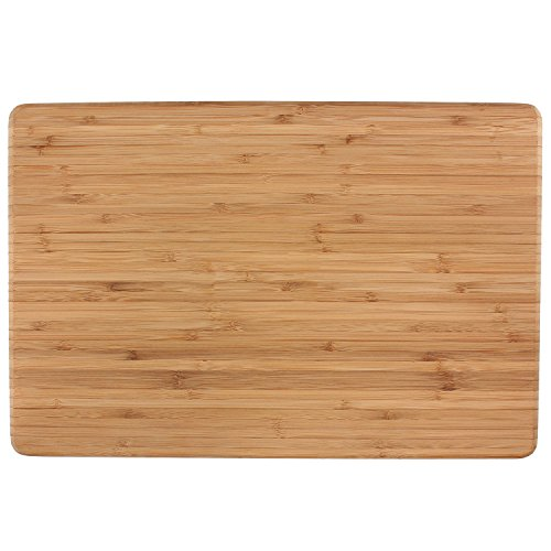 freshware extra large premium bamboo wood cutting board extra large 18 x 12 in ebay. Black Bedroom Furniture Sets. Home Design Ideas