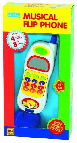 megcos Musical Flip Phone