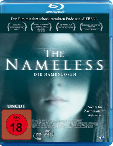 The Nameless - Uncut [Blu-ray]