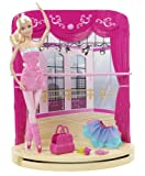 バービー   Barbie in the Pink Shoes Ballet Studio Playset    輸入品