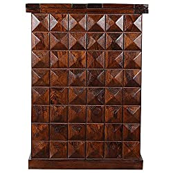 Handiana Mini Bar Cabinet