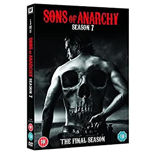 Sons of Anarchy - Season 7 [Import anglais]