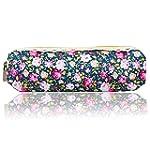 Katara Pencil Case with Floral Design...