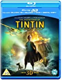 The Adventures of Tintin: The Secret Of The Unicorn (Blu-ray 3D + Blu-ray + DVD + Digital Copy) [2012] [Region Free]