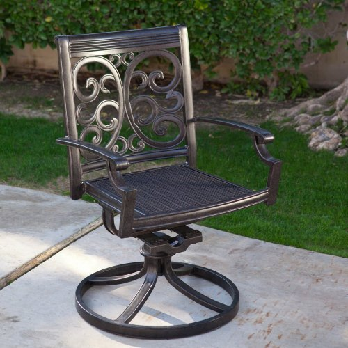 Outdoor Swivel Rocking Chairs